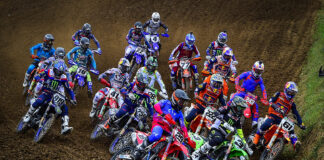 Mxgp Is Off To Oss