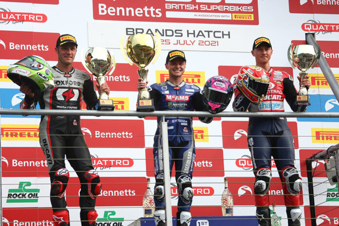 Mackenzie Becomes The Fourth Different Race Winner Of 2021 Bennetts Bsb