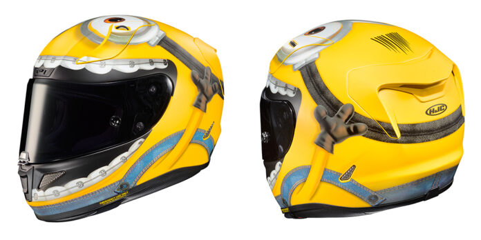 Release Your Inner Minion – Hjc Rpha 11 Otto In Stock Now