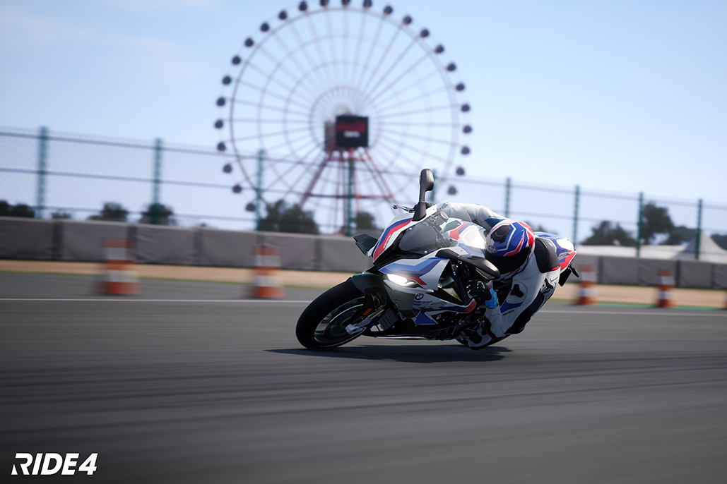The Bmw M 1000 Rr Conquers The Virtual Racetrack
