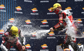 Thrilling Action On Rollercoaster Race Day At Portimao
