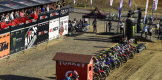 Turkey To Host Gp Double-header With Mxgp Of Turkey And Mxgp Of Afyon