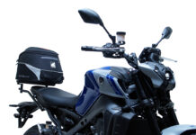 Ventura Luggage System For Updated Mt-09