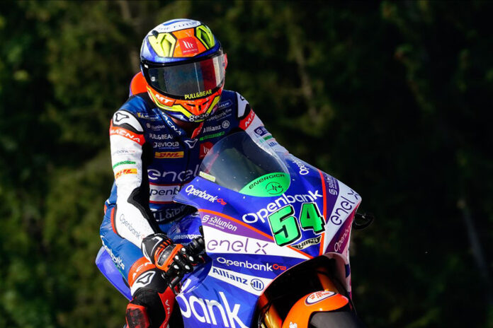 Aegerter Edges Out Aldeguer By Just 0.010 On Day 1 In Austria