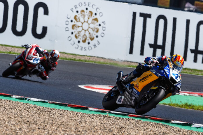Aegerter Puts In Tactical Masterclass For Most Race 2 Win In Worldssp