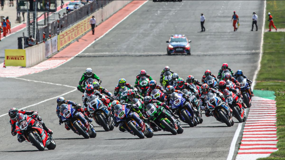 All Square As Worldsbk's Intense Title Fight Heads For France