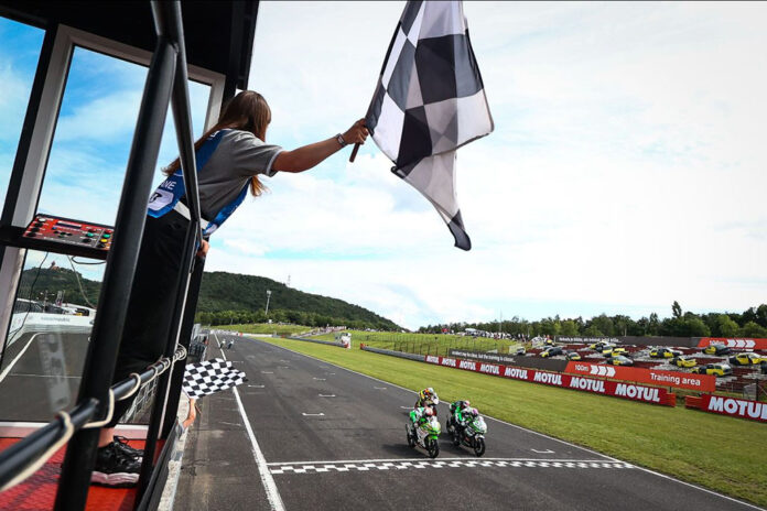 Buis Pinches First Win Of 2021 In Thrilling Worldssp300 Race 2 Finish