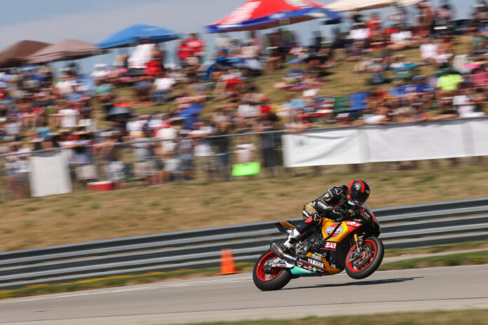Can Gagne Be Stopped? Motoamerica Heads To Pitt Race To Find Out
