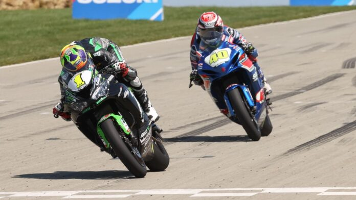 Escalante, Gloddy Staying Alive In Motoamerica Championships At Pitt Race