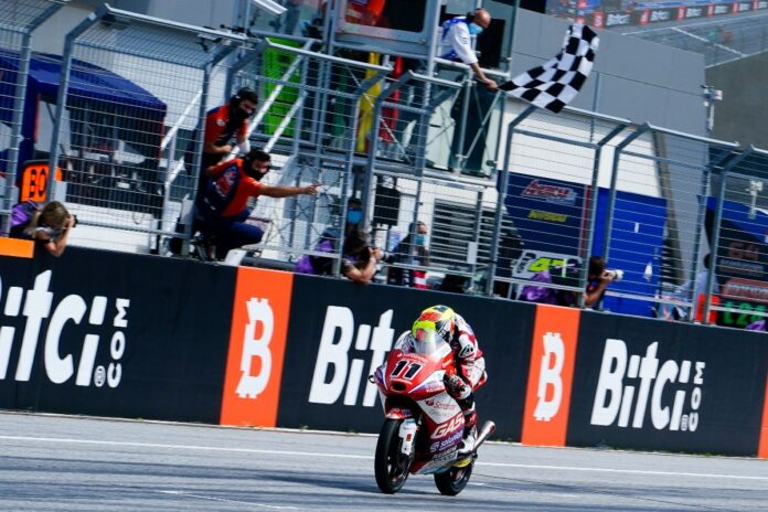 Garcia Fires Back With Stylish Win In Spielberg
