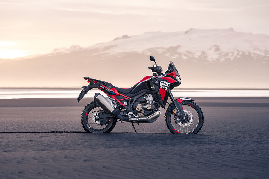 Honda's Iconic Africa Twins Receive Striking New Looks And Updates For 2022