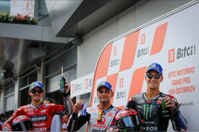Martin Goes Back-to-back With Another Lap Record In Austria