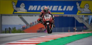 Nakagami Edges Out Mir As Action Opens In Austria