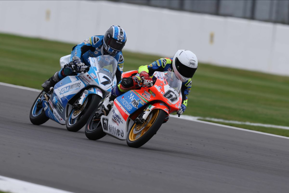 O'gorman Strikes Back On Sunday In Another Silverstone Classic