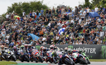 O'show Time At Thruxton As O'halloran Hits Rivals With A Winning Hat-trick