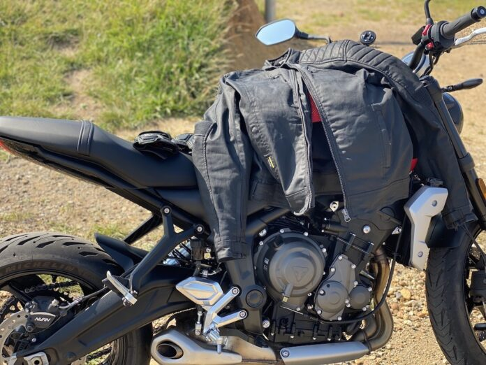 Rst Brixton Jacket Review