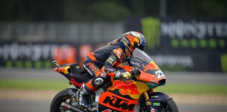 Raul Fernandez Flies To The Top At Silverstone