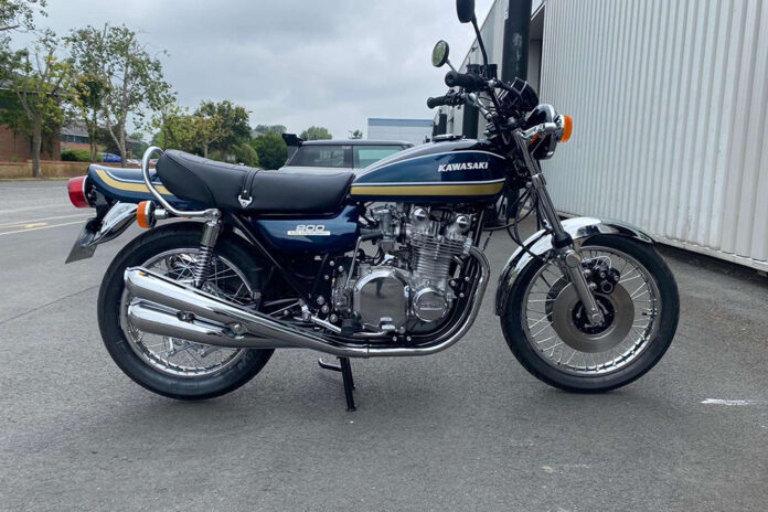 Silverstone Auctions Motorcycle Sale At The Classic Was A Huge Success