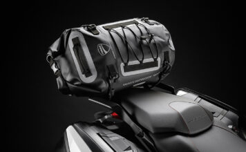 Travelling By Motorcycle Is Even More Enjoyable With Ducati Performance Touring Accessories