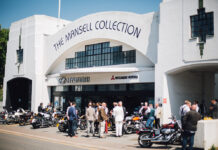 Triumph Dealership Bob's Motorcycle Centre And The Mansell Collection Announcement