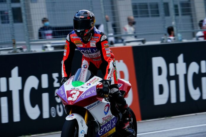 Tulovic Takes Maiden Motoe Win As A Three-way Fight Erupts In His Wake