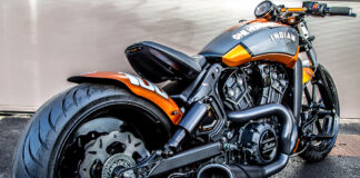 Two Stunning Scout Customs From Indian Motorcycle Metz