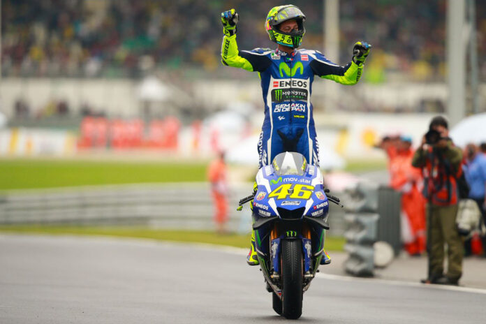 Valentino Rossi To Retire At End Of 2021 Season
