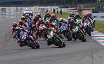 Worldsbk's 50th Circuit Welcomes Fierce Title Tussle