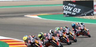 Aragon Race 1 To Holgado – Rookies Cup To Alonso