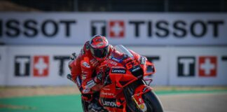 Bagnaia Blasts To Ducati's 50th Pole With New Motorland Lap Record
