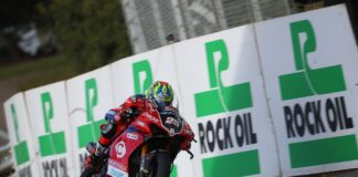 Champion Brookes Back On Top As Showdown Kicks Off At Oulton Park