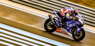 F.c.c. Tsr Honda France Dominate Free Practice At The Bol D'or