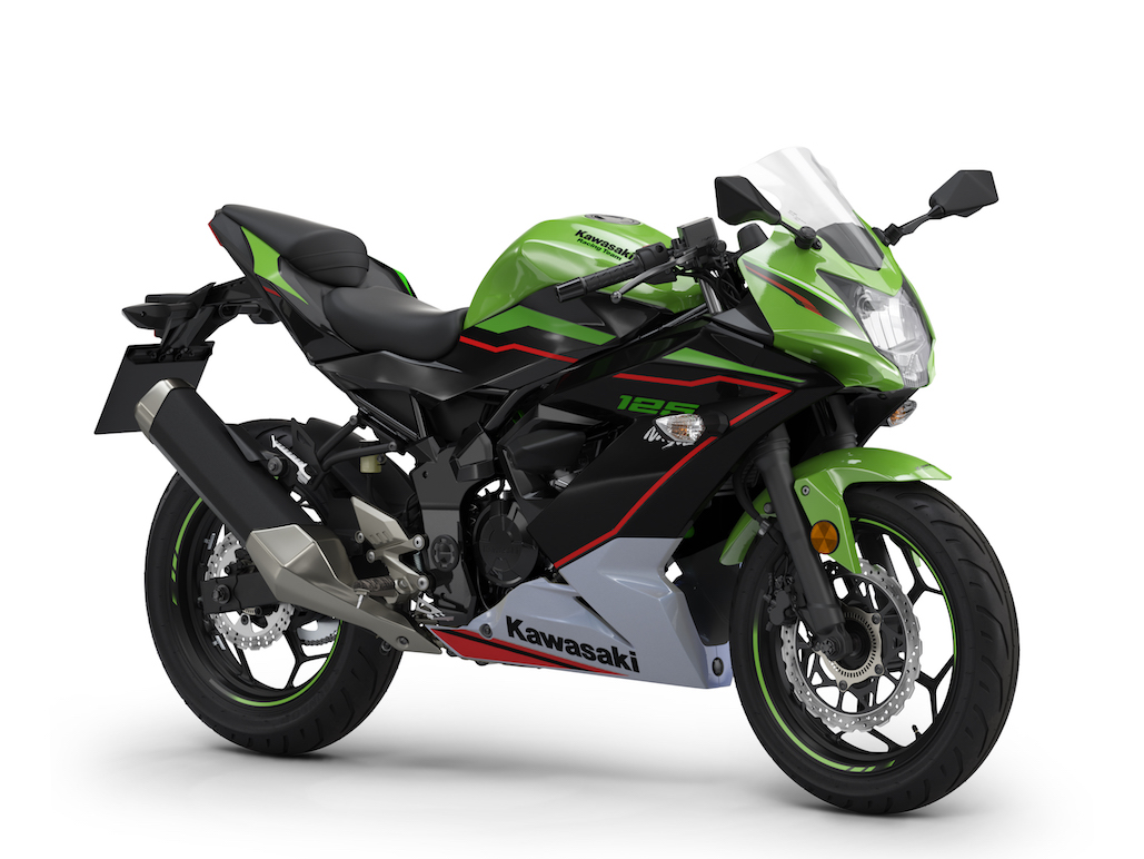 Family Fun Starts With The 2022 Ninja 125 And Z125