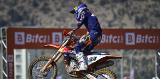 Herlings And Vialle Top The Podium At The Bitci Mxgp Of Turkey