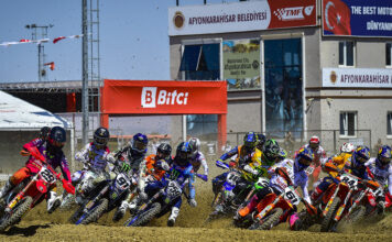 Herlings And Vialle Repeat Their Success To Win The Bitci Mxgp Of Afyon