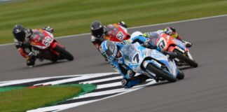 Honda British Talent Cup Back In The Saddle At Snetterton