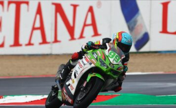 Huertas Remains At The Top In Worldssp300 In Disrupted Afternoon Session