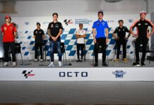 """""""it's Great To Be Back!"""": Motogp Raring To Race At Misano"""