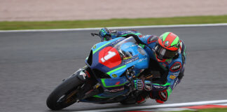 Josh Day Clams His Third Back-to-back Ducati Cup Championship