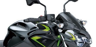 Kawasaki Z650 Energized For 2022 With World Champion Seal Of Approval