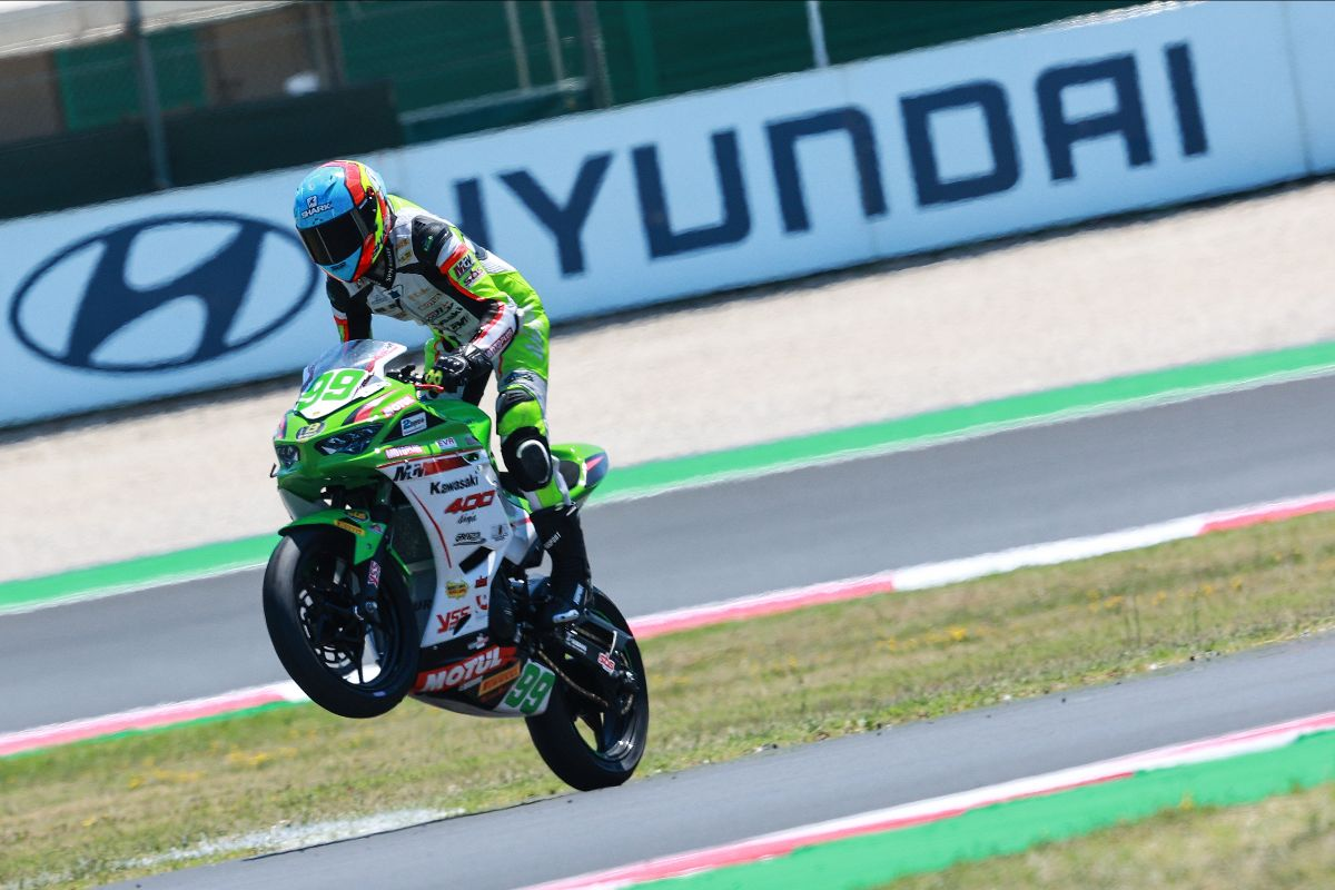 Kawasaki Secures Its Fourth Consecutive Manufacturers' Championship Title In Montmelo