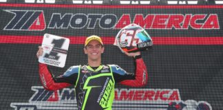 Kelly Wraps Up 2021 Motoamerica Supersport Title
