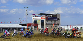 Mxgp Action Continues In Turkey With The Bitci Mxgp Of Afyon