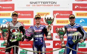 Mackenzie Aces Race One With 0.095s Covering The Podium In Snetterton Opener