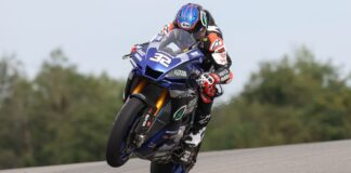 Motoamerica Invades Njmp With Gagne On The Verge Of Title