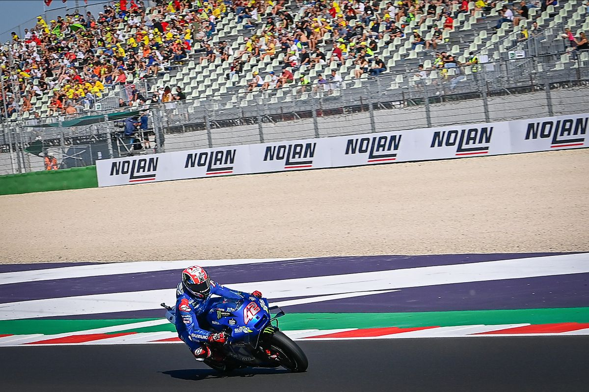 Nolan To Title Sponsor Made In Italy And Emilia-romagna Gp
