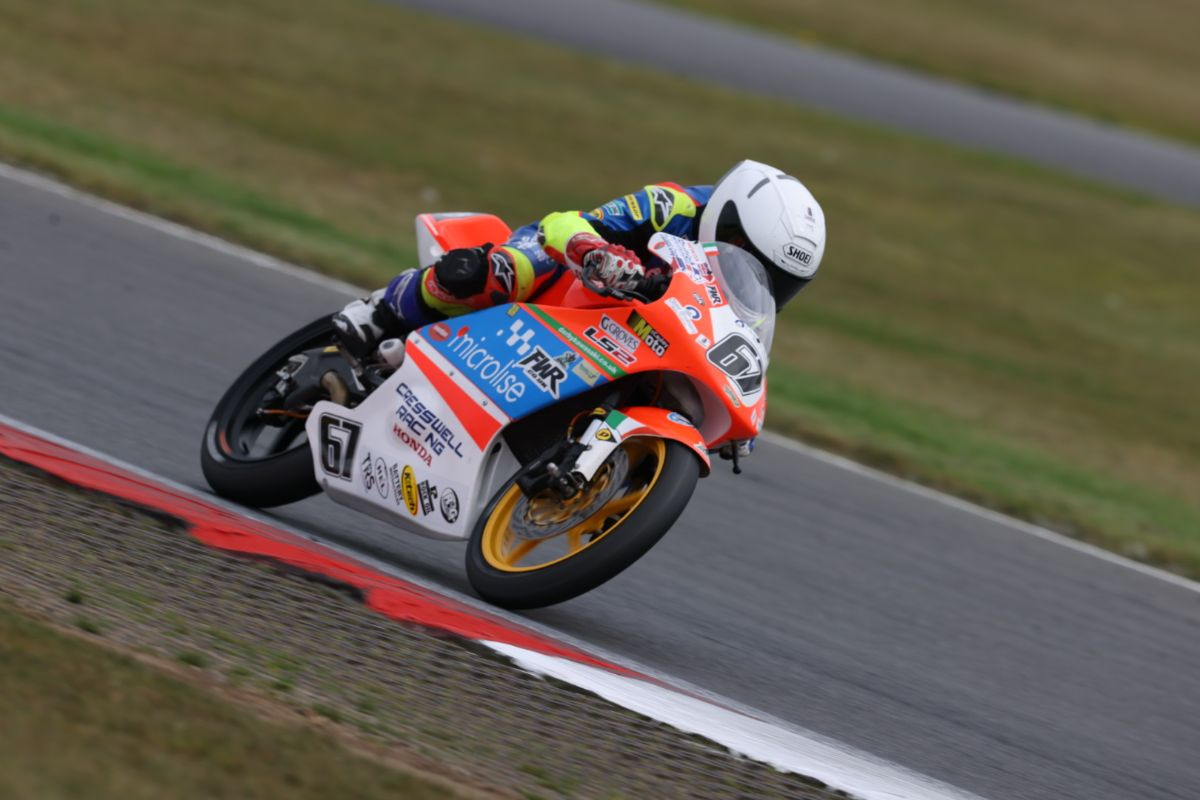O'gorman Homes In With Race 1 Win At Snetterton