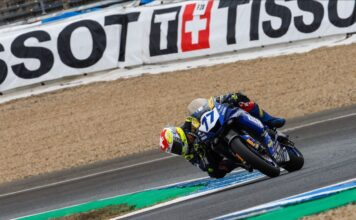 Oettl Rounds Out Friday Action On Top In Worldssp, Sofuoglu Seventh On Return
