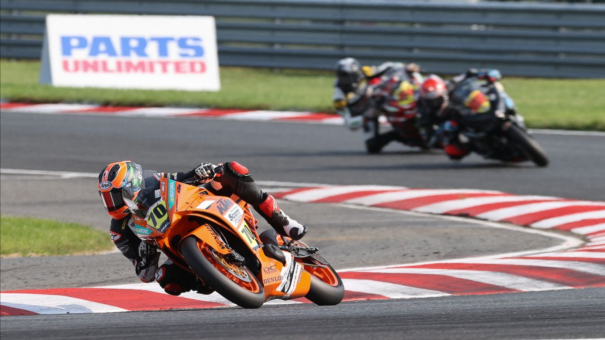 One Title Still Up For Grabs In Motoamerica Finale At Barber
