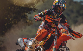 Ramp-up The Ready To Race Attitude With The 2022 Ktm 350 Exc-f Factory Edition